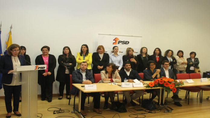 Movimento das Mulheres Sociais-Democratas