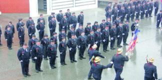 Aniversário dos Bombeiros Voluntários de Pombal