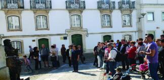 O mês de Maio conta com uma programação dedicada ao Marquês de Pombal