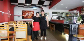 Dália Figueiral e Ana Paula Silva