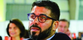 Pedro Pimpão é actualmente presidente da assembleia de Freguesia de Pombal
