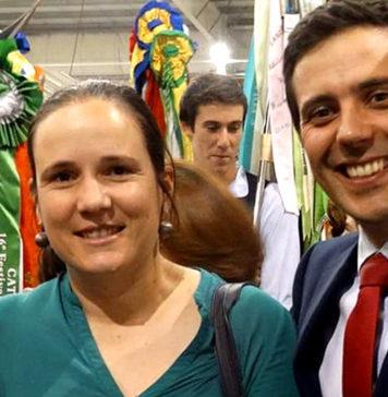 Sandra Barros e Sidónio Santos